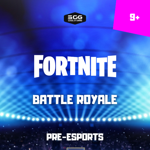 Pre-Esports -kerho Battle Royale - Fortnite