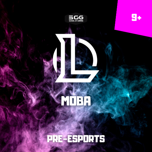 Pre-esports -kerho: MOBA - League of Legends